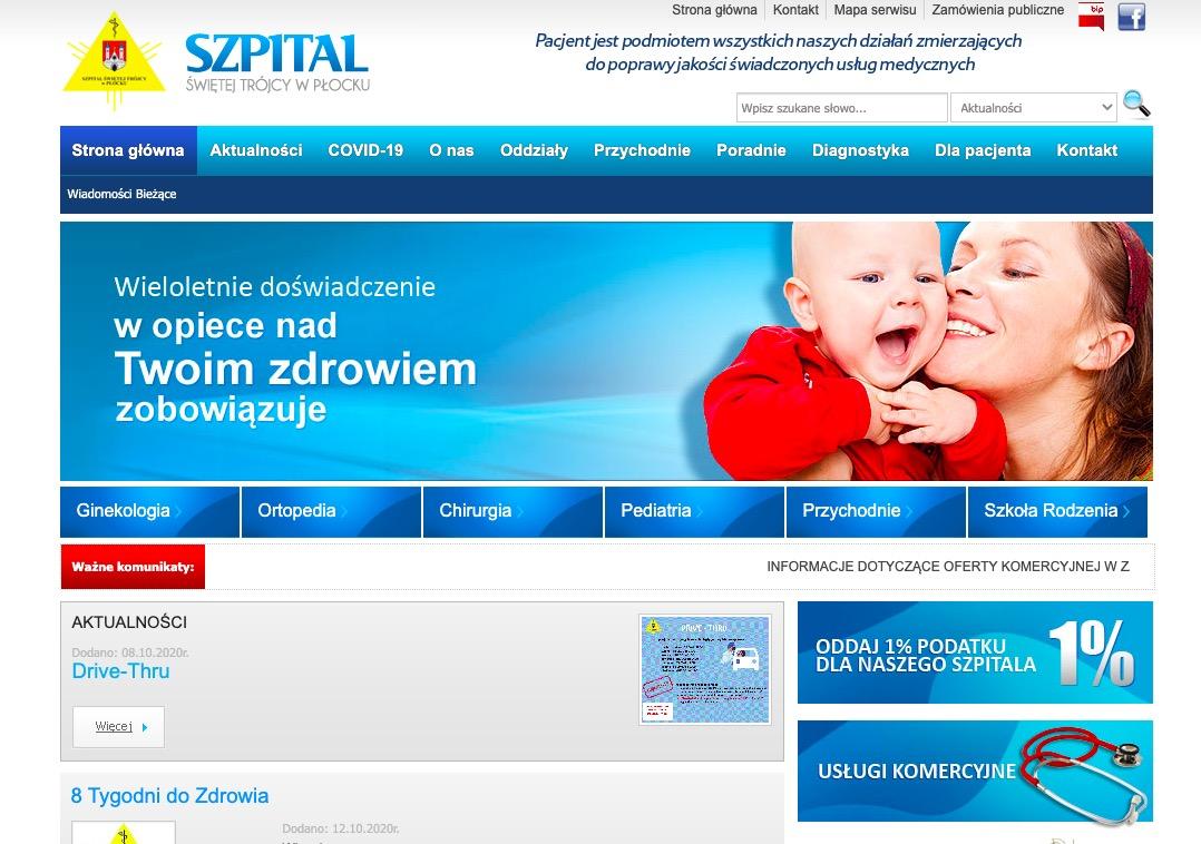 Szpital Św. Trójcy w Płocku